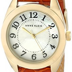 Anne Klein Women's AK 1398MPHY Gold-Tone   100% original, import SUA, 10 zile lucratoare af22508 - Ceas dama Anne Klein, Analog