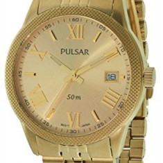 Pulsar Women's PS9218 Analog Display Japanese | 100% original, import SUA, 10 zile lucratoare af22508 - Ceas dama Pulsar, Elegant, Quartz