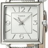 Timex Women's T2P378 Elevated Classics Rectangle | 100% original, import SUA, 10 zile lucratoare af22508 - Ceas dama Timex, Casual, Analog