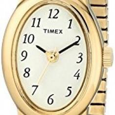 Timex Women's T21872 Cavatina Classics Gold-Tone   100% original, import SUA, 10 zile lucratoare af22508 - Ceas dama Timex, Analog