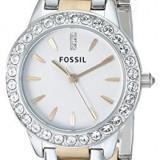 Fossil Women's ES2409 Jesse Two-Tone Stainless | 100% original, import SUA, 10 zile lucratoare af22508 - Ceas dama Fossil, Analog