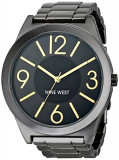 Nine West Women's NW 1585GNGN Gunmetal | 100% original, import SUA, 10 zile lucratoare af22508, Casual, Quartz, Analog, Nine West