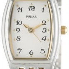 Pulsar Women's PTC403 Dress Two-Tone Stainless | 100% original, import SUA, 10 zile lucratoare af22508 - Ceas dama Pulsar, Elegant, Quartz, Analog