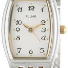 Pulsar Women's PTC403 Dress Two-Tone Stainless | 100% original, import SUA, 10 zile lucratoare af22508 - Ceas dama Pulsar, Analog