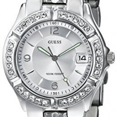 GUESS Women's G75511M Mid-Size Sporty Chic | 100% original, import SUA, 10 zile lucratoare af22508 - Ceas dama Guess, Analog