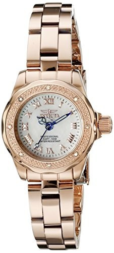 Invicta Women's 16948 Wildflower White Mother | 100% original, import SUA, 10 zile lucratoare af22508 foto mare