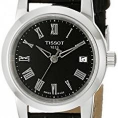 Tissot Women's T0332101605300 Classic Dream Analog | 100% original, import SUA, 10 zile lucratoare af22508 - Ceas dama Tissot, Otel, Piele
