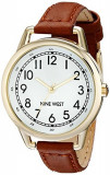 Nine West Women's NW 1698WTBN Easy | 100% original, import SUA, 10 zile lucratoare af22508, Casual, Quartz, Analog, Nine West
