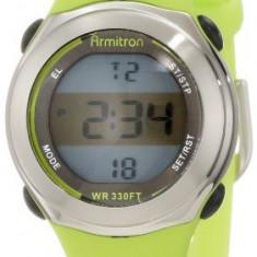 Armitron Sport Women's 45 7024LGN Watch | 100% original, import SUA, 10 zile lucratoare af22508 - Ceas dama, Quartz, Electronic