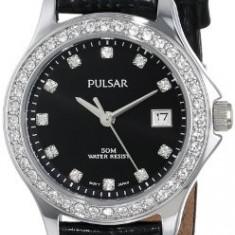 Pulsar Women's PH7229 Analog Display Japanese   100% original, import SUA, 10 zile lucratoare af22508 - Ceas dama Pulsar, Elegant, Quartz