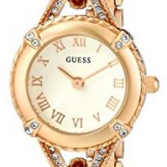 GUESS Women's U0135L2 Petite Vintage-Inspired Embellished | 100% original, import SUA, 10 zile lucratoare af22508 - Ceas dama Guess, Analog