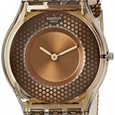 Swatch Women's SFC105 Skin Analog Display | 100% original, import SUA, 10 zile lucratoare af22508 - Ceas dama Swatch, Casual, Quartz