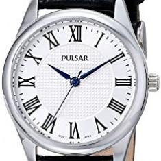 Pulsar Women's PG2017 Analog Display Japanese | 100% original, import SUA, 10 zile lucratoare af22508 - Ceas dama Pulsar, Elegant, Quartz