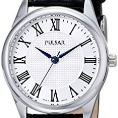 Pulsar Women's PG2017 Analog Display Japanese   100% original, import SUA, 10 zile lucratoare af22508 - Ceas dama Pulsar, Elegant, Quartz
