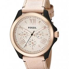 Fossil Women's AM4624 Cecile Rose Gold-Tone | 100% original, import SUA, 10 zile lucratoare af22508 - Ceas dama Fossil, Casual, Quartz, Analog