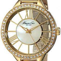 Kenneth Cole New York Women's KC0008 | 100% original, import SUA, 10 zile lucratoare af22508 - Ceas dama Kenneth Cole, Casual, Quartz, Analog