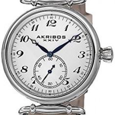 Akribos XXIV Women's AK704TN Impeccable Stainless | 100% original, import SUA, 10 zile lucratoare af22508 - Ceas dama Akribos, Analog