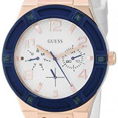 GUESS Women's U0564L1 Comfortable Multi-Function Watch | 100% original, import SUA, 10 zile lucratoare af22508 - Ceas dama Guess, Silicon, Analog