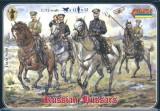 Set soldati Russian Hussars WW I scara 1:72