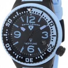 Swiss Legend Women's 11044P-BB-01-BBLB Neptune Black   100% original, import SUA, 10 zile lucratoare af22508 - Ceas dama Swiss Legend, Casual, Quartz, Analog