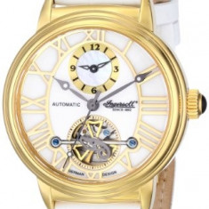 Ingersoll Women's IN5004GWH Baton Rogue Analog | 100% original, import SUA, 10 zile lucratoare af22508 - Ceas dama