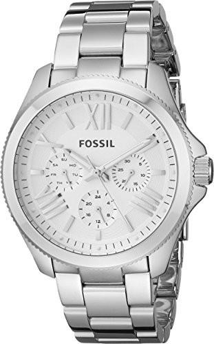 Fossil Women's AM4509 Cecile Multifunction Silver-Tone | 100% original, import SUA, 10 zile lucratoare af22508 foto mare