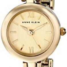 Anne Klein Women's AK 1858CHGB Gold-Tone   100% original, import SUA, 10 zile lucratoare af22508 - Ceas dama