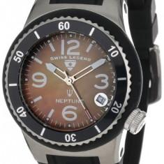 Swiss Legend Women's 11840P-01-MOP Neptune Black | 100% original, import SUA, 10 zile lucratoare af22508 - Ceas dama Swiss Legend, Casual, Quartz, Analog