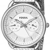 Fossil Women's ES3712 Tailor Silver-Tone Stainless | 100% original, import SUA, 10 zile lucratoare af22508 - Ceas dama Fossil, Analog