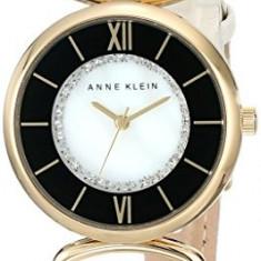 Anne Klein Women's AK 1932MPIV Swarovski | 100% original, import SUA, 10 zile lucratoare af22508 - Ceas dama Anne Klein, Analog