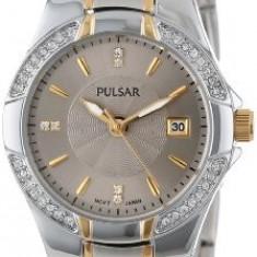 Pulsar Women's PH7294 Dress Sport Collection | 100% original, import SUA, 10 zile lucratoare af22508 - Ceas dama Pulsar, Analog