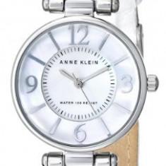 Anne Klein Women's 10 9889MPWT Watch | 100% original, import SUA, 10 zile lucratoare af22508 - Ceas dama Anne Klein, Elegant, Quartz, Piele, Analog