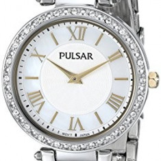 Pulsar Women's PM2123 Analog Display Japanese | 100% original, import SUA, 10 zile lucratoare af22508 - Ceas dama
