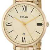 Fossil Women's ES3434 Jacqueline Gold-Tone Stainless | 100% original, import SUA, 10 zile lucratoare af22508 - Ceas dama Fossil, Analog