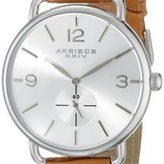 Akribos XXIV Women's AK658OR Essential Stainless | 100% original, import SUA, 10 zile lucratoare af22508 - Ceas dama Akribos, Elegant, Quartz, Analog
