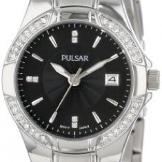 Pulsar Women's PH7293 Dress Sport Collection | 100% original, import SUA, 10 zile lucratoare af22508 - Ceas dama Pulsar, Analog