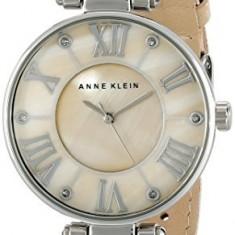 Anne Klein Women's 10 9919TMTN Silver-Tone   100% original, import SUA, 10 zile lucratoare af22508 - Ceas dama