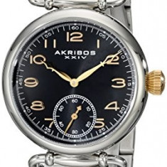 Akribos XXIV Women's AK806TTG Analog Display | 100% original, import SUA, 10 zile lucratoare af22508 - Ceas dama