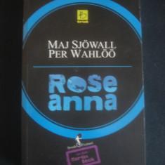 MAJ SJOWALL, PER WAHLOO - ROSEANNA