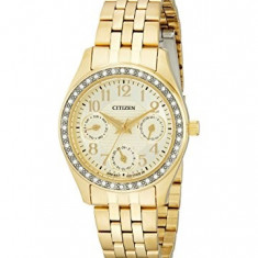 Citizen Women's ED8132-55P Analog Display Japanese | 100% original, import SUA, 10 zile lucratoare af22508 - Ceas dama