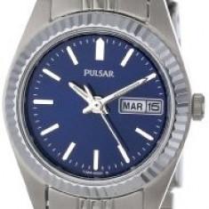 Pulsar Women's PN8001 Dress Stainless Steel | 100% original, import SUA, 10 zile lucratoare af22508 - Ceas dama Pulsar, Elegant, Quartz, Analog