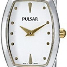 Pulsar Women's PRW002X Everyday Value Analog | 100% original, import SUA, 10 zile lucratoare af22508 - Ceas dama Pulsar, Elegant, Quartz