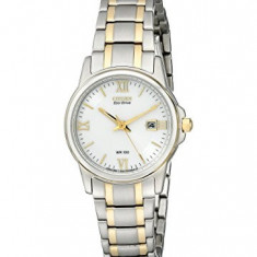 Citizen Women's EW1914-56A Eco-Drive Two-Tone Watch | 100% original, import SUA, 10 zile lucratoare af22508 - Ceas dama Citizen, Analog
