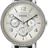 Fossil Women's ES3755 Jacqueline Crystal-Accented Stainless | 100% original, import SUA, 10 zile lucratoare af22508 - Ceas dama Fossil, Analog