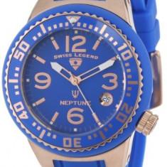 Swiss Legend Women's 11044P-RG-03 Neptune Royal | 100% original, import SUA, 10 zile lucratoare af22508 - Ceas dama Swiss Legend, Analog