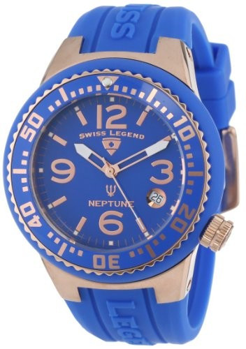 Swiss Legend Women's 11044P-RG-03 Neptune Royal | 100% original, import SUA, 10 zile lucratoare af22508 foto mare