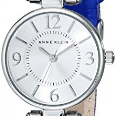 Anne Klein Women's 10 9443SVCB Silver-Tone   100% original, import SUA, 10 zile lucratoare af22508 - Ceas dama Anne Klein, Elegant, Quartz, Analog