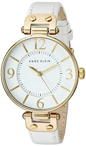 Anne Klein Women's 109168WTWT Gold-Tone and | 100% original, import SUA, 10 zile lucratoare af22508 foto mare