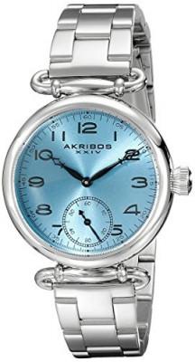 Akribos XXIV Women's AK806SSBU Analog Display | 100% original, import SUA, 10 zile lucratoare af22508 foto