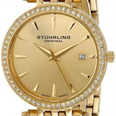 Stuhrling Original Women's 579 03 Soiree | 100% original, import SUA, 10 zile lucratoare af22508 - Ceas dama Stuhrling, Elegant, Quartz, Analog